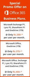 Office365 Promo Offer
