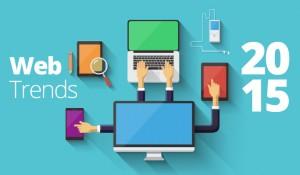 Website trends 2015