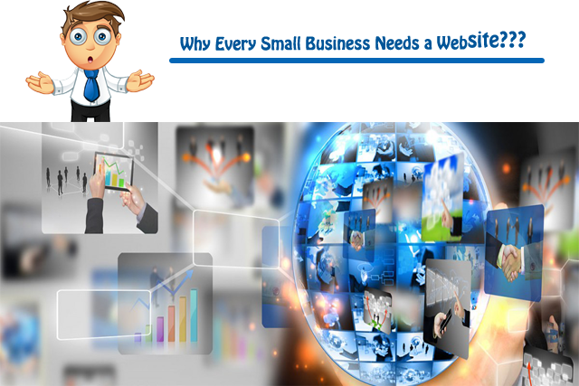 Why every small business need a website?