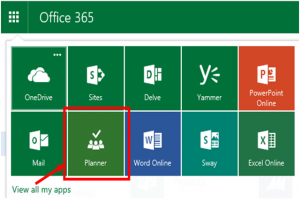 Office365 Planer Preview