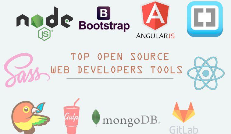 Top Ten Open Source Tools for Web Developers