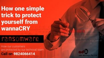 how protect from ransomware