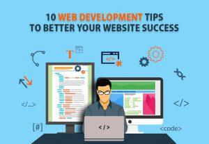 10 Web Development Tips