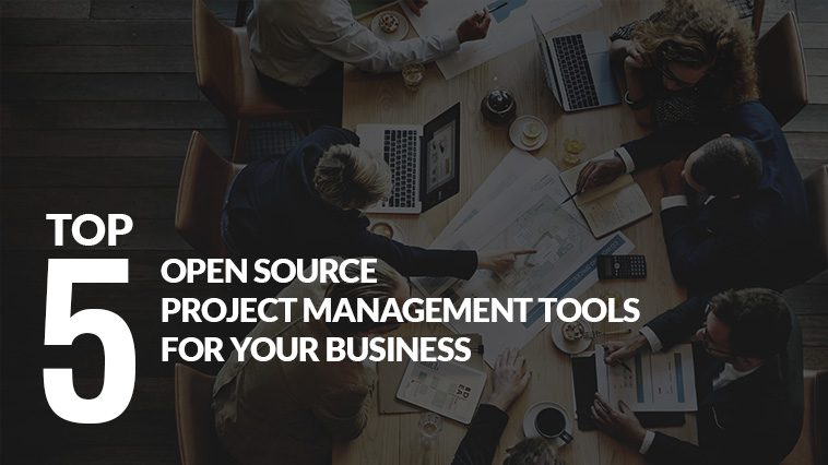 open source project management tools