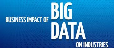 Big Data Impact on Industries