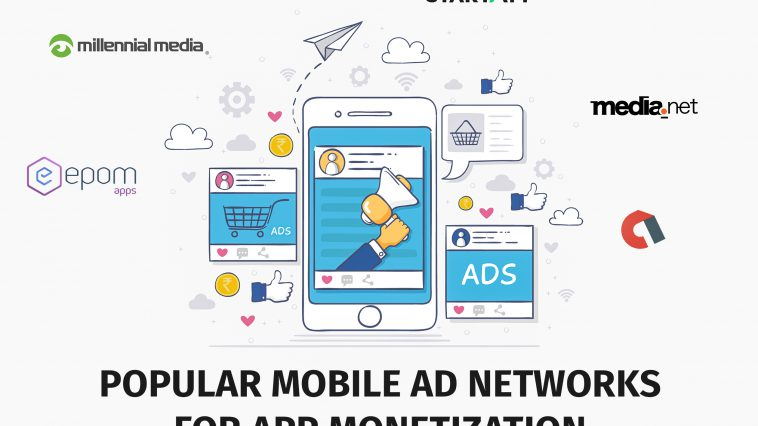 Mobile Ad Networks for App Monetization