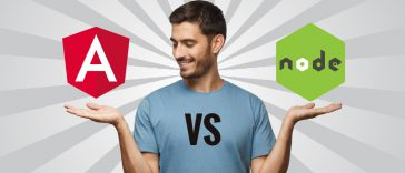 Angularjs-and-Nodejs-differnce